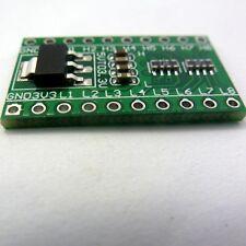 Base Resistor Logic Level Converter & DC 5V to 3.3V Step-Down AMS1117 LDO Module