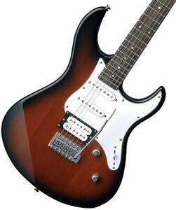 Yamaha Guitare Électrique PAC112V Ovs Pacifica 112 V Alnico V Aimant Micros Neuf