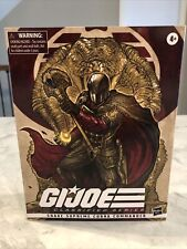 GI Joe Classified Series Snake Supreme Cobra Commander 6? MIB!