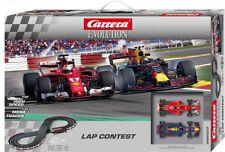 Carrera Evolution Lap Contest analog slot car race set 25233