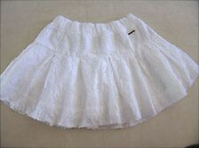 Abercrombie & Fitch Regular Size Solid Mini Skirts for Women