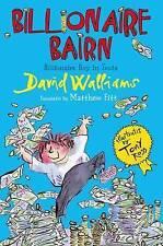 Billionaire Bairn: Billionaire Boy in Scots by David Walliams NEW BOOK (P/B 2015