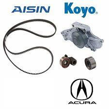 Fits Honda V6 OEM Timing Belt & Water Pump KIT Factory Parts Genuine Aisin Koyo