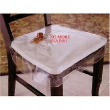 Laminet Vinyl Chair Protectors, Clear, 26X253/4-Inch, Fits Chairs Up To 21X21-In