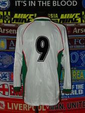 5/5 Bulgaria Adultos XL 1998 #9 Como Nuevo Original Camiseta De Fútbol Camiseta De Fútbol