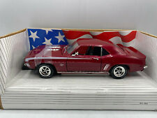 Ertl 1969 Chevrolet Chevy Camaro SS396 1/18 Scale Diecast With Box
