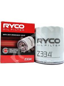 Ryco Oil Filter FOR TOYOTA DYNA 200 (Z334)