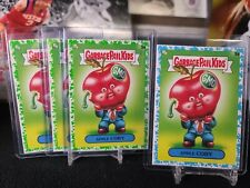 2020 Garbage Pail Kids 5a Apple Cory Blue 61/99 and green parallels 4 card lot