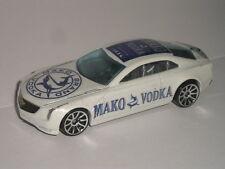 Hot Wheels MAKO Brand Vodka Cadillac ELMIRAJ  custom car