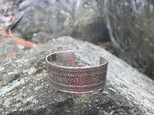 Beautiful Sterling Silver cuff bracelet