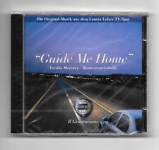 "FREDDIE MERCURY : Guide Me Home - Lancia Promo German 5"" CD Single Queen (2000)"