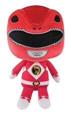Funko - Funko Power Rangers Red Ranger Plush Toy Vinyl Action Figure New In Box