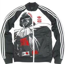 ADIDAS ORIGINALS STAR WARS DARTH VADER SUPERSTAR TOP JACKET SIZE medium