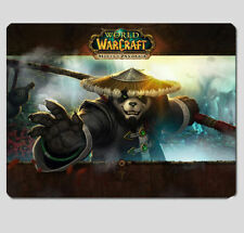 WOW - The Kung Fu Panda Gaming Mousepad Mouse Mat 220*180*5mm Standard Size UK