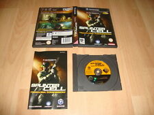 SPLINTER CELL PANDORA TOMORROW PARA LA NINTENDO GAME CUBE USADO COMPLETO
