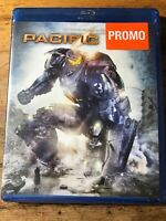 Pacific Rim (Blu-ray Disc, 2013) Never Opened PROMO Copy