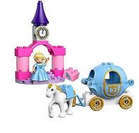 Lego Duplo Ville  6153  Cinderella's Carriage Prinzessinen Kutsche Disney