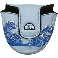 TOBIEMON Japan Golf Putter Cover Headcover Mallet T-MPC Ukiyoe Japanese