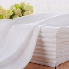 10 Yard 100 % Cotton Plain White Indian Cloth Natural Medium Weight Fabric