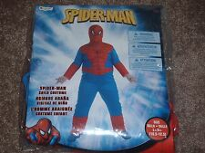 SpiderMan Spider Man Costume Size Large 10-12