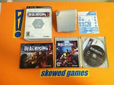 Dead Rising 2 Zombrex Collectors Edition - PS3 PlayStation 3 Sony