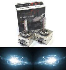 HID Xenon D3S Two Bulbs Head Light 6000K White Bi-Xenon Replace Lamp Low Beam