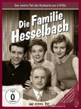 LIESEL CHRIST/+ - DIE FAMILIE HESSELBACH (18 FOLGEN/6 DVD) 6 DVD TV-SERIE NEU