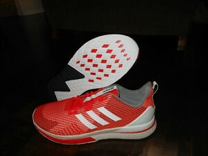 ADIDAS CLOUDFOAM QUESTAR TND DB1112 Running Shoes Size 13 US 48 Red