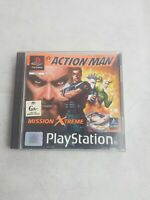 Action Man Mission Xtreme - Sony Playstation - PS1 Game PAL