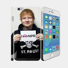 48 Ed Sheeran - Apple iPhone 7 8 X Hardshell Back Cover Case