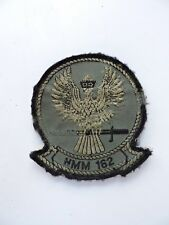Patch Helicopter USMC  HMM 162 Non official