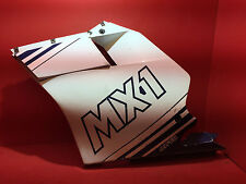 GILERA MX125 MX-1 125 LEFT HAND FAIRING PANEL
