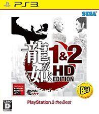 Yakuza 1 & 2 HD EDITION PlayStation?3 the Best - PS3