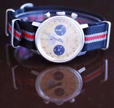 Jean-Raoul-Gorgerat Chrongraph Watch 248 Landeron Movement Standard Watch