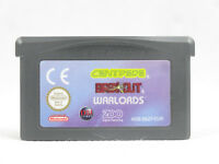 Centipede Warlords Breakout Nintendo Game Boy Advance Cartridge Only