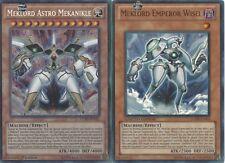 Authentic Lester Deck - Meklord Emperor Skiel - Granel - Wisel - 40 Cards
