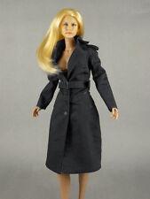 1/6 Scale Cy Girl, Kumik, ZC, TTL, Pop Toys - Female Clothing Black Rain Coat