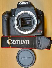 Canon Digital Slr Camera Eos Kiss X3 639 shots only!! & lens from japan