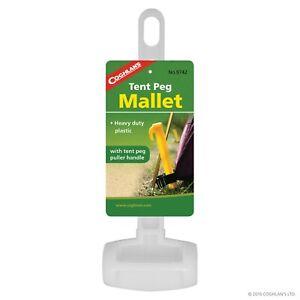 Plastic Mallet - Coghlans