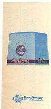 BIGLIETTO PUBBLICITARIO PANETTONE COSTA AZZURRA  13-109