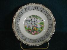 "Royal Albert Silver Birch 5 1/4"" Diameter Fruit / Dessert Bowl(s)"