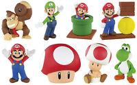 McDonald's Super Mario Toys 2014- NEW Choose Mario Yoshi Toad Luigi Birthday