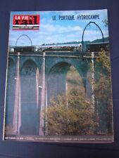 La vie du rail 1970 1260 MONTBéLIARD BLUDENZ SCHRUNS MONTAFON MONTS SUR GUESNES