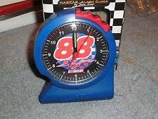 Nascar Dale Jarrett #88 Logo Alarm Clock