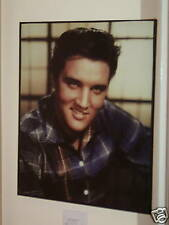 Elvis Presley Large Picture Canvas Portrait In Colour / A Nice Gift Sale Price