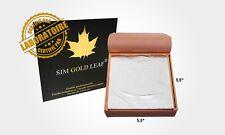 NEW 25 Professional Quality Imitation Shiny Silver Leaf Sheets Genuine Aluminum
