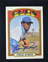 2021 Heritage Real One Auto #ROA-FJ Fergie Jenkins - Chicago Cubs