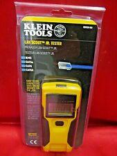 Klein Tools Vdv526-052 Lan Scout Jr Tester ~ New Sealed Package ~