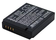 UK Battery for Panasonic Lumix DMC-LX5 Lumix DMC-LX5GK DMW-BCJ13 DMW-BCJ13E 3.7V