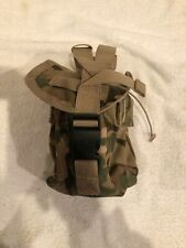 AIRSOFT HUNTING PAINTBALL HPA BOTTLE TANK POUCH MULTICAM